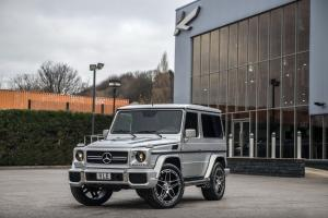 2019 Mercedes-Benz G320 by Project Kahn