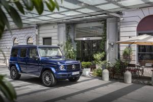 2019 Mercedes-Benz G400 d AMG Line Stronger Than Time