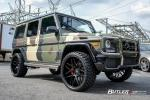 Mercedes-Benz G500 by Butler on Forgiato Wheels (S202) 2019 года