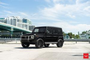 2019 Mercedes-Benz G500 by Prestige Imports on Vossen Wheels (HF-2)