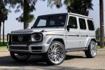 Mercedes-Benz G550 on Forgiato Wheels (TEC 3.6) 2019 года