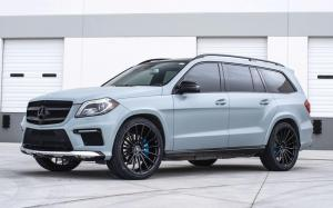 Mercedes-Benz GL550 by TAG Motorsports on Vossen Wheels (VPS-305) 2019 года