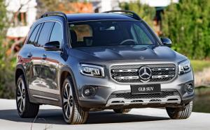Mercedes-Benz GLB200 2019 года