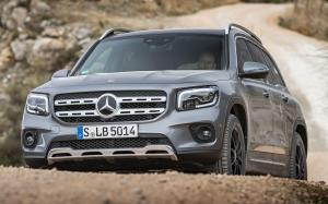 Mercedes-Benz GLB200 d 4Matic Off-Road 2019 года