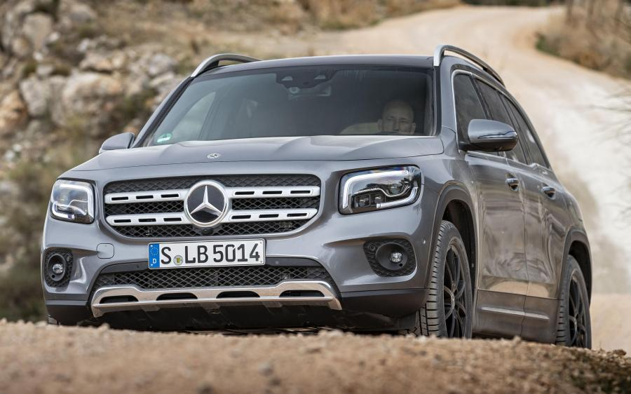 Mercedes-Benz GLB200 d 4Matic Off-Road (X247) (WW) '2019