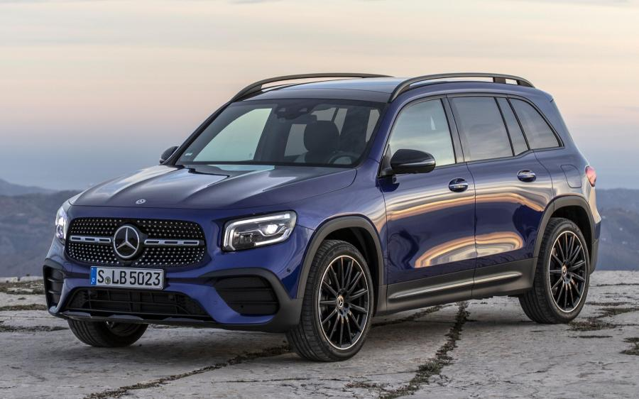 Mercedes-Benz GLB220 d 4Matic AMG Line (X247) (WW) '2019