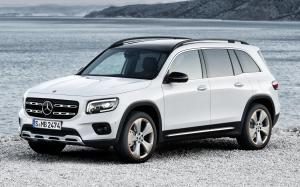 Mercedes-Benz GLB250 Edition 1 2019 года