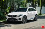 Mercedes-Benz GLC200 4Matic AMG Line by Permaisuri on Vossen Wheels (HF-2) 2019 года