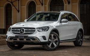 Mercedes-Benz GLC220 d 4Matic 2019 года
