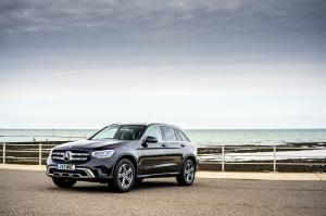 2019 Mercedes-Benz GLC220 d 4Matic
