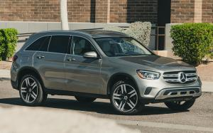Mercedes-Benz GLC300 2019 года
