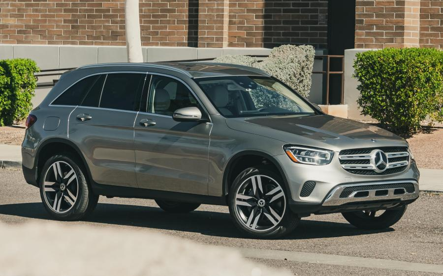 2019 Mercedes-Benz GLC300 (NA)