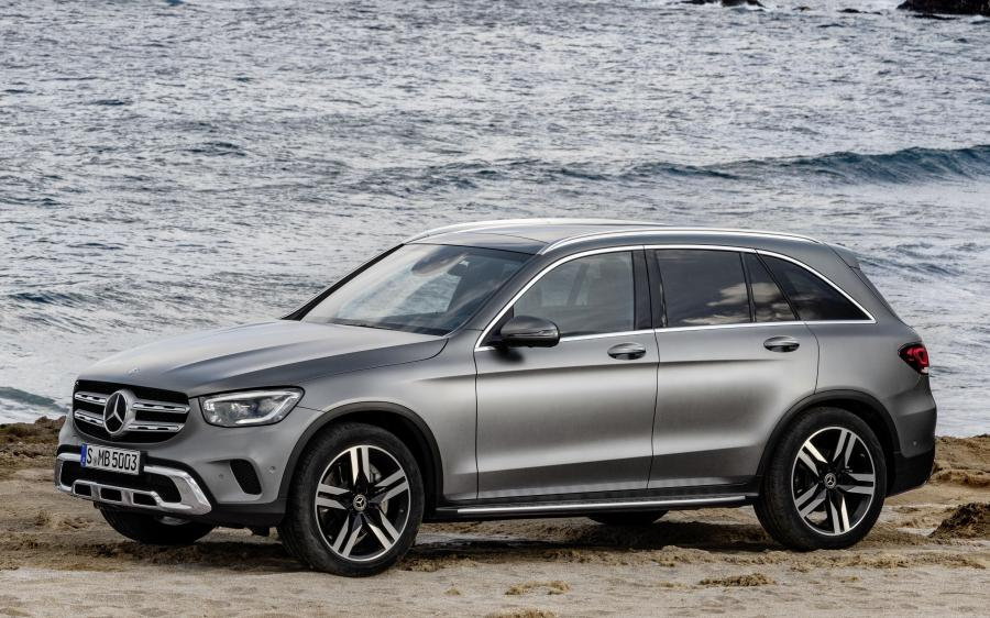 2019 Mercedes-Benz GLC300 4Matic (WW)