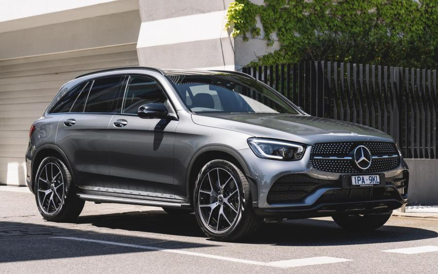 2019 Mercedes-Benz GLC300 4Matic AMG Line (AU)