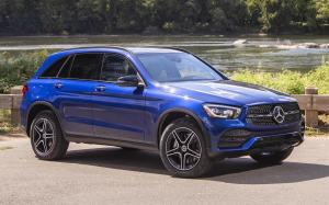 Mercedes-Benz GLC300 4Matic AMG Line 2019 года (NA)