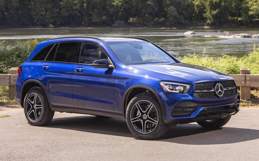 2019 Mercedes-Benz GLC300 4Matic AMG Line (NA)