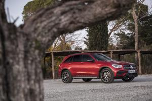 2019 Mercedes-Benz GLC300 4Matic AMG Line