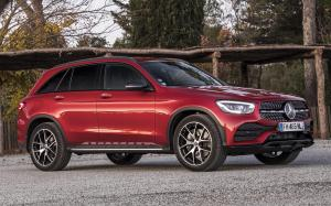 Mercedes-Benz GLC300 4Matic AMG Line 2019 года (WW)