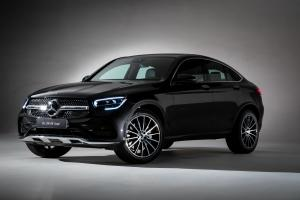 2019 Mercedes-Benz GLC300 4Matic AMG Line Coupe