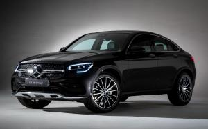 Mercedes-Benz GLC300 4Matic AMG Line Coupe