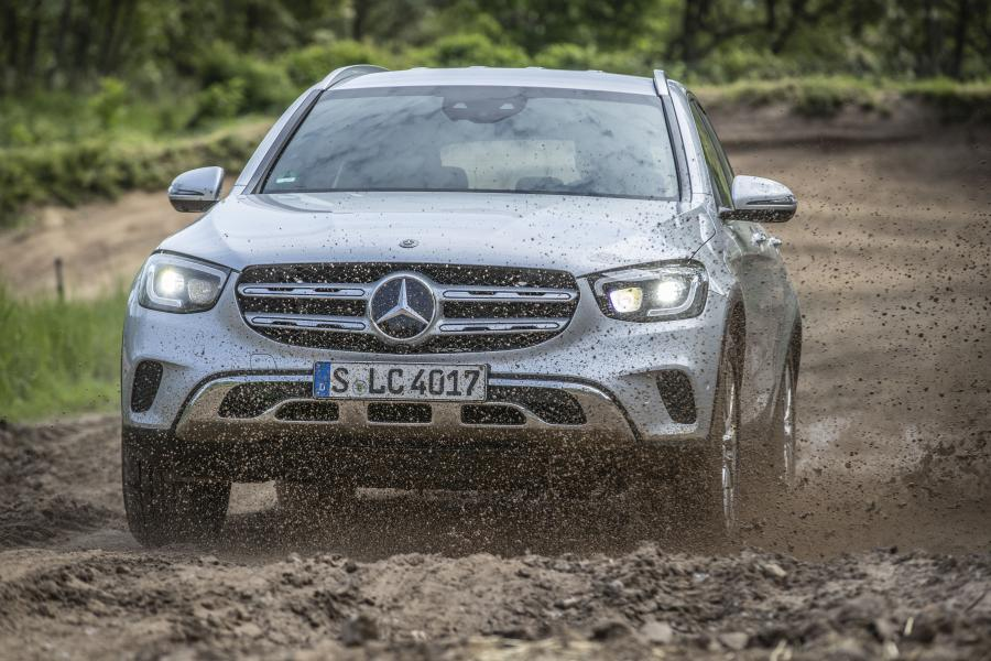 2019 Mercedes-Benz GLC300 d 4Matic (WW)