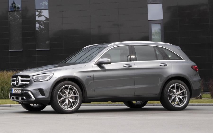 2019 Mercedes-Benz GLC300 e 4Matic (WW)