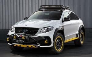 Mercedes-Benz GLE-Class Coupe Inferno 4x4 by TopCar