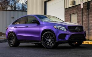 Mercedes-Benz GLE-Class Coupe by Designo Motoring on Vossen Wheels (M-X3)