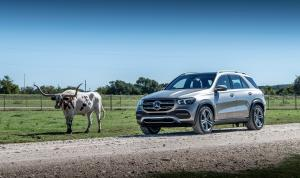 2019 Mercedes-Benz GLE300 d 4Matic