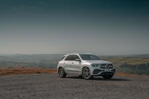 2019 Mercedes-Benz GLE300 d 4Matic AMG Line