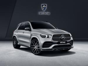2019 Mercedes-Benz GLE300 d 4Matic by Larte Design