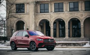 Mercedes-Benz GLE450 4Matic AMG Line 2019 года