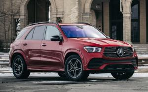 Mercedes-Benz GLE450 4Matic AMG Line 2019 года (NA)