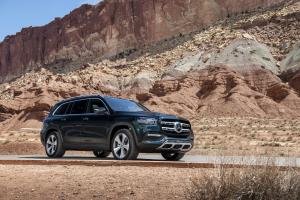 2019 Mercedes-Benz GLS400 d 4Matic