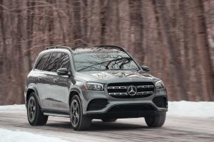 2019 Mercedes-Benz GLS450 4Matic AMG Line