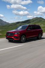 Mercedes-Benz GLS580 4Matic AMG Line 2019 года (NA)
