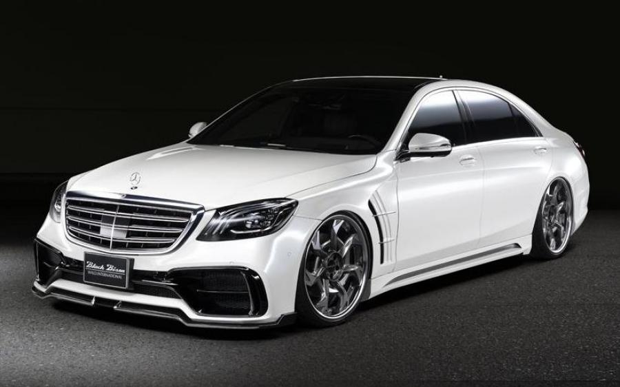 2019 Mercedes-Benz S-Class Sports Line Black Bison Edition by Wald