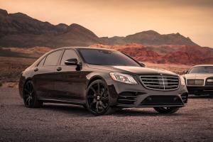 2019 Mercedes-Benz S-Class on Forgiato Wheels (Quattresimo-ECL)