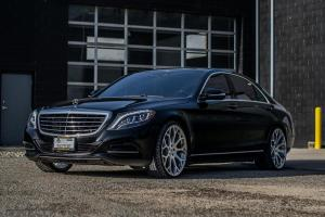 Mercedes-Benz S550 4Matic on Forgiato Wheels (Drea-M) 2019 года