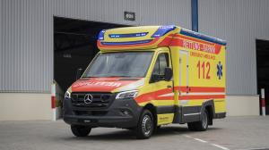 Mercedes-Benz Sprinter Tigis Europa Ambulance by Ambulanz Mobile 2019 года