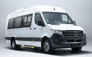 2019 Mercedes-Benz Sprinter Tourist 516 CDI (RU)