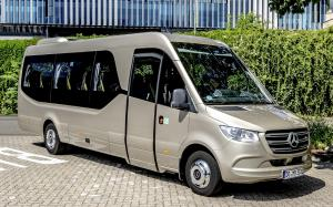 2019 Mercedes-Benz Sprinter Travel 75