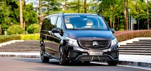 2019 Mercedes-Benz V-Class Sports Line Black Bison Edition by Wald