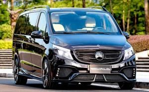 Mercedes-Benz V-Class Sports Line Black Bison Edition by Wald 2019 года