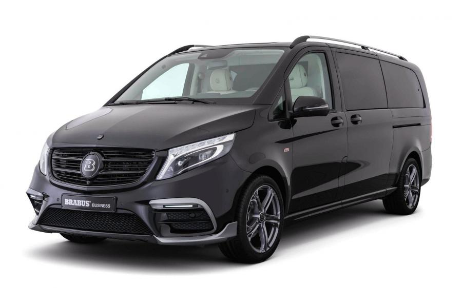 Mercedes-Benz V250 d Business Plus by Brabus (W447) '2019