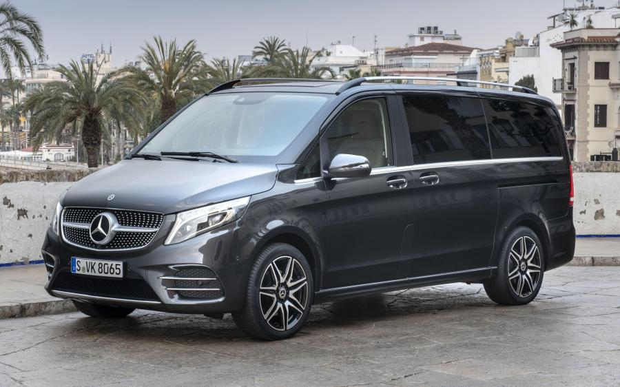 Mercedes-Benz V300 d 4Matic AMG Line (W447) (WW) '2019
