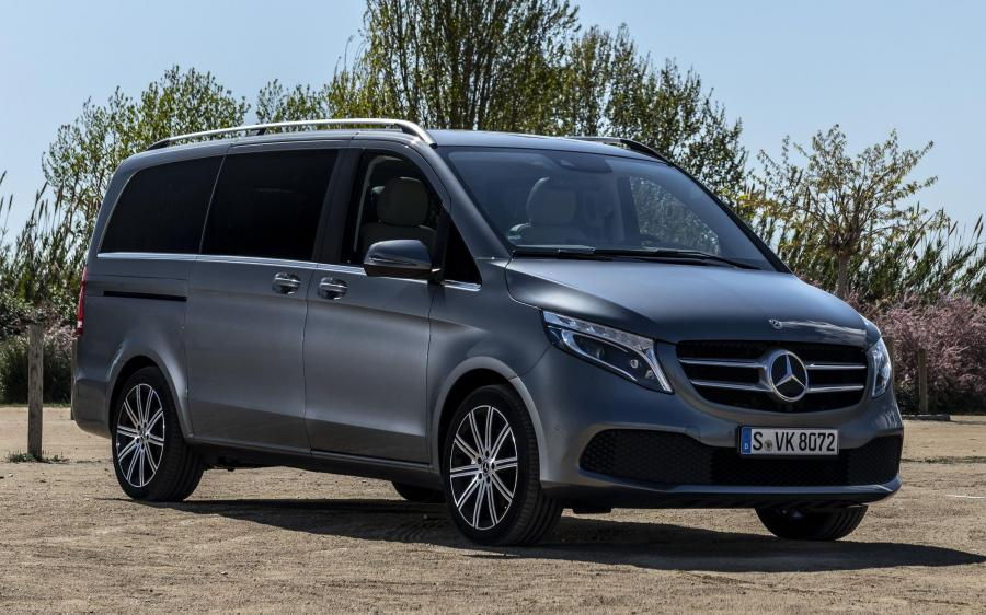 Mercedes-Benz V300 d Avantgarde (Br.447) (WW) '2019