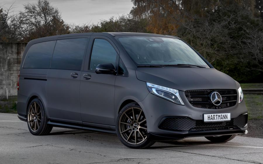 Mercedes-Benz V300 d VP Spirit mattDYNAMIC by Hartmann (W447) '2019