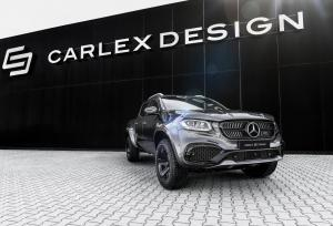 2019 Mercedes-Benz X-Class Exy EXTREME by Carlex Design