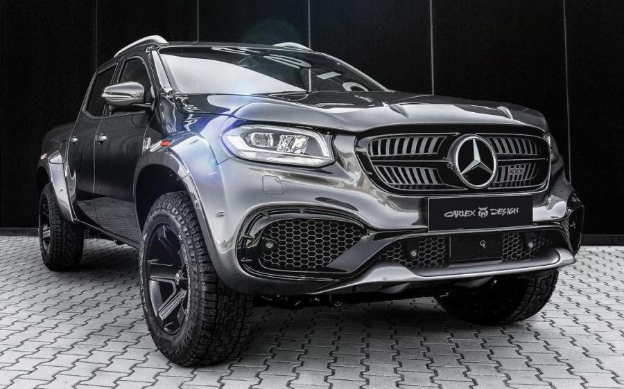 Mercedes-Benz X-Class Exy EXTREME by Carlex Design (7 of 250) '2019